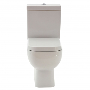 """""""Series 600"""" 350mm(W) X 780mm(H) Close Coupled Toilet"""