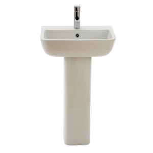 """Series 600"" 520mm(w) Basin & Pedestal"