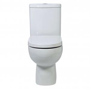 Tonique 373mm(W) X 830mm(H) Close Coupled Toilet