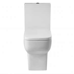"""""""Bella"""" 355mm(W) X 790mm(H) Close Coupled Toilet"""