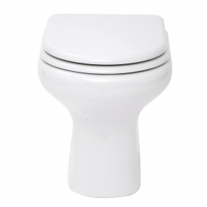 """""""Compact"""" 370mm(w) x 393mm(h) Back To Wall Toilet"""