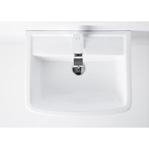 """Bliss"" 520mm(w) Basin & Semi Pedestal (1 Tap Hole)"