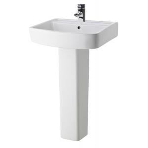 Bliss 520mm Basin & Pedestal