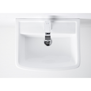 """Bliss"" 520mm(w) x 810mm(h) Basin & Pedestal (1 Tap Hole)"