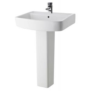 Bliss 600mm Basin & Pedestal