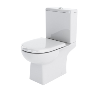 Asselby Close Coupled Toilet