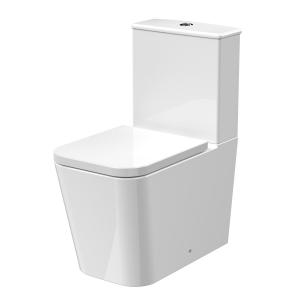 Ava Flush to Wall Toilet & Seat