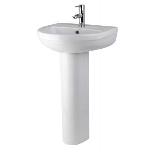 Harmony 500mm Basin & Pedestal