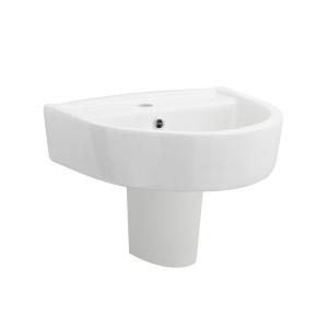 Provost 420mm Basin & Semi Pedestal