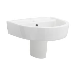 Provost 520mm Basin & Semi Pedestal
