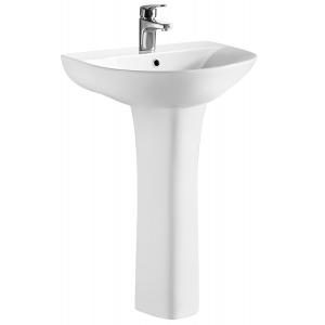 Freya 550mm Basin and Pedestal