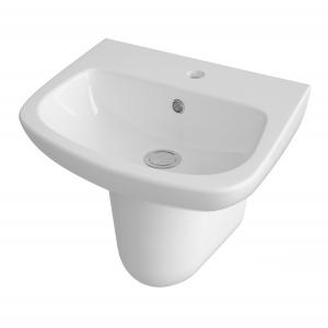 Ambrose 450mm Basin & Semi Pedestal