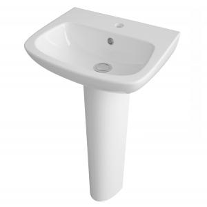 Ambrose 450mm Basin & Pedestal