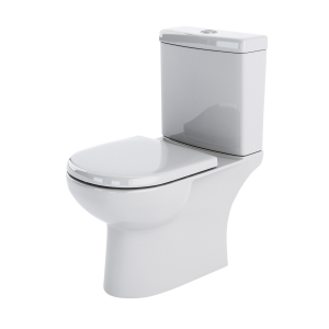Lawton Close Coupled Toilet Pan and Cistern