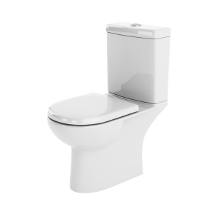 Lawton Compact Toilet Pan and Cistern