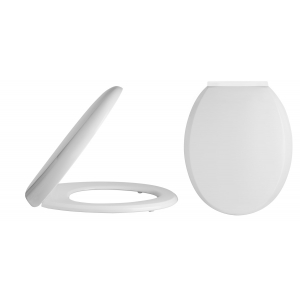 Standard Round Soft Close Toilet Seat