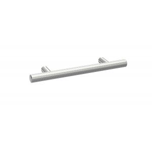 Chrome Knurled Bar Handle 96mm