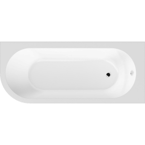 Corner Bath Right Handed 1700mm x 725mm