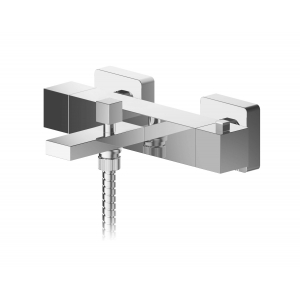 Sanford Wall Mounted Thermostatic Bath Shower Mixer