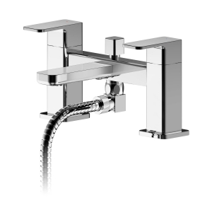 Windon Deck Mounted Bath Shower Mixer With Kit