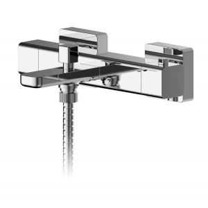 Windon Wall Mounted Thermostatic Bath Shower Mixer
