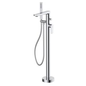 Bailey Freestanding Bath Shower Mixer Tap Single Handle