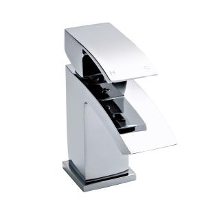 Vibe Midi Mono Basin Mixer Tap Single Handle