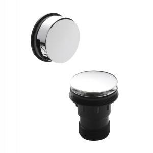 Easyclean Push Button Bath Waste