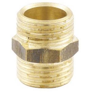 Brass Connector & Flow Regulator (Monos)