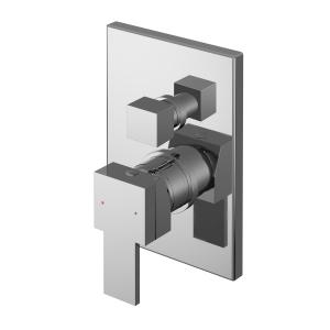 Sanford Manual Shower Valve With Diverter