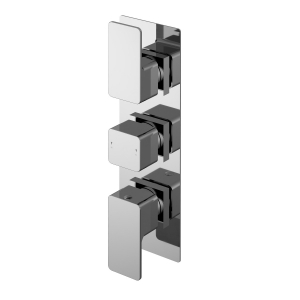 Windon Triple Thermostatic Shower Valve With Diverter