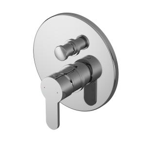 Arvan Manual Shower Shower Valve With Diverter