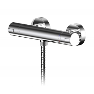 Binsey Thermostatic Bar Shower Valve