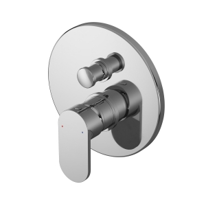 Binsey Manual Shower Valve With Diverter