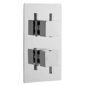 Series L Concealed Shower Valve Dual Handle