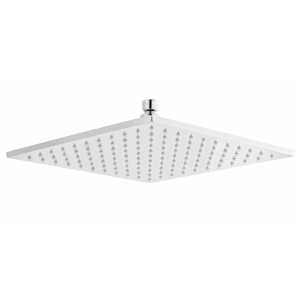 200mm LED Square Fixed Shower Head