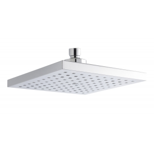 200mm Square Fixed Shower Head