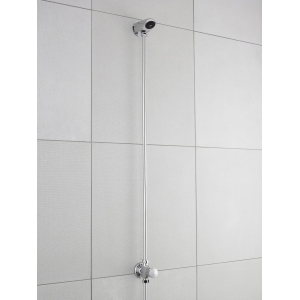 Exposed Non-Concussive Shower Valve