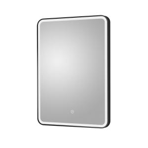 Hydrus 500mm x 700mm Black Framed Mirror