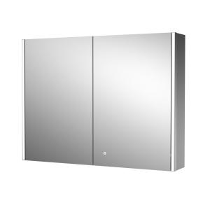 Leda 800mm x 600mm Mirror Cabinet