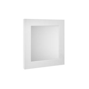 York White Ash Flat Mirror 600mm x 800mm