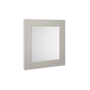 York Stone Grey Flat Mirror 600mm x 800mm