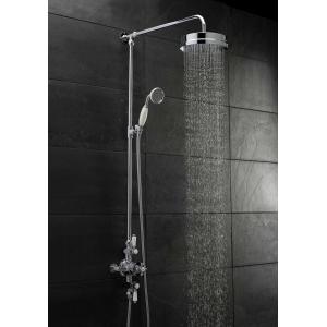 Victorian Triple Thermostatic Shower Valve