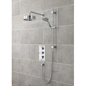 Chrome 200mm Fixed Shower Head