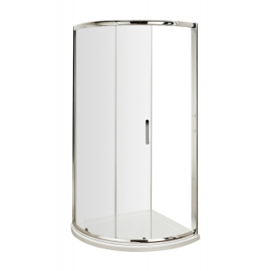 Pacific 860mm Single Entry Quadrant with Round Handle