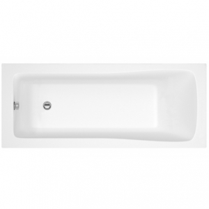 Square Single Ended Bath 1400mm x 700mm