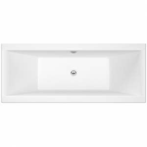 Square Double Ended Bath 1700mm x 700mm