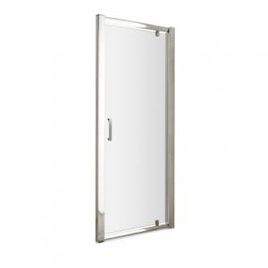 Pacific 700mm Pivot Shower Door with Round Handle