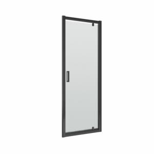Pacific 6mm Black Pivot Shower Door
