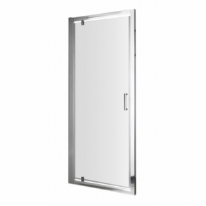 Ella 700mm Pivot Door Shower Enclosure with Square Handles